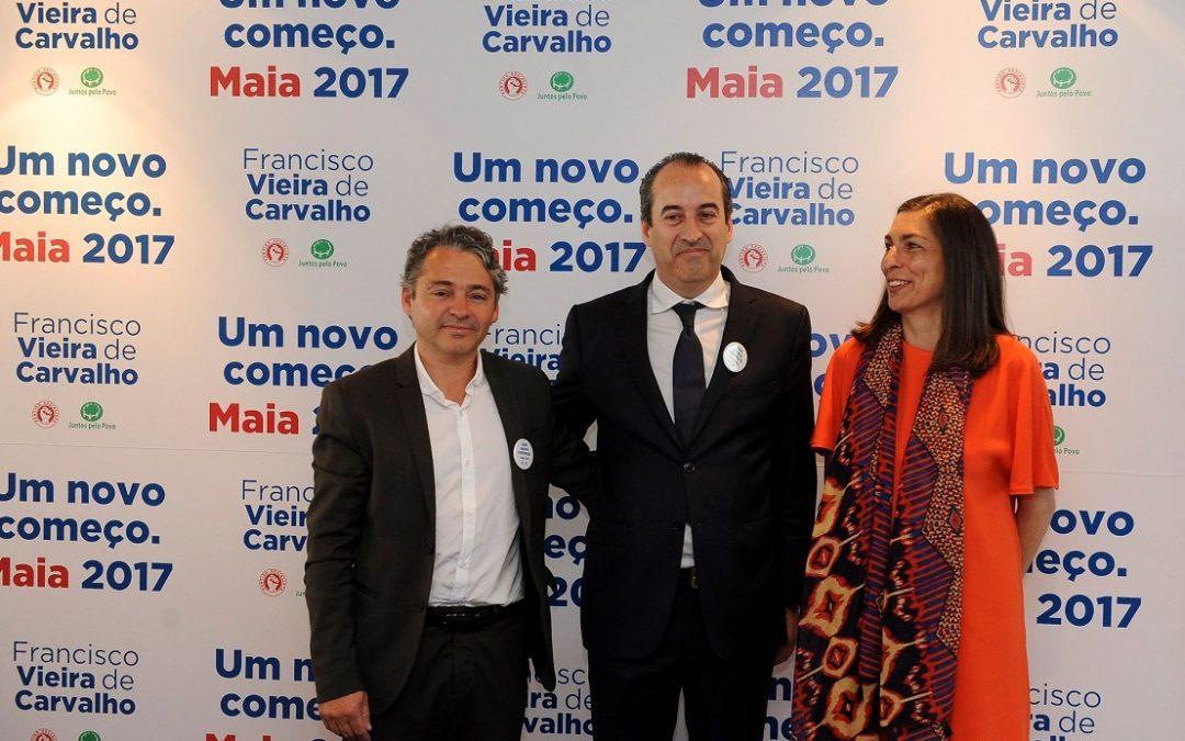 JPP e PS assinam acordo de coligação na Maia