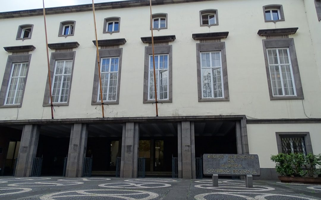 JPP vai amanhã à vice-presidência buscar documentos sobre os portos