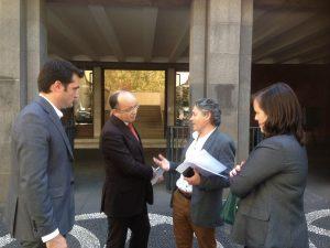 JPP sai da vice-presidência de mãos a abanar