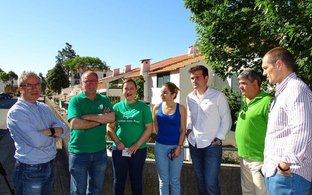 JPP pede mais atenção à IHM para as questões sociais no bairro de Santo Amaro
