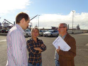 JPP alerta para necessidade de obras urgentes no porto do Caniçal