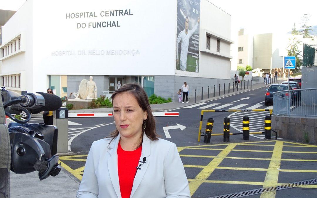 JPP defende reforço de enfermeiros através de concurso justo e transparente