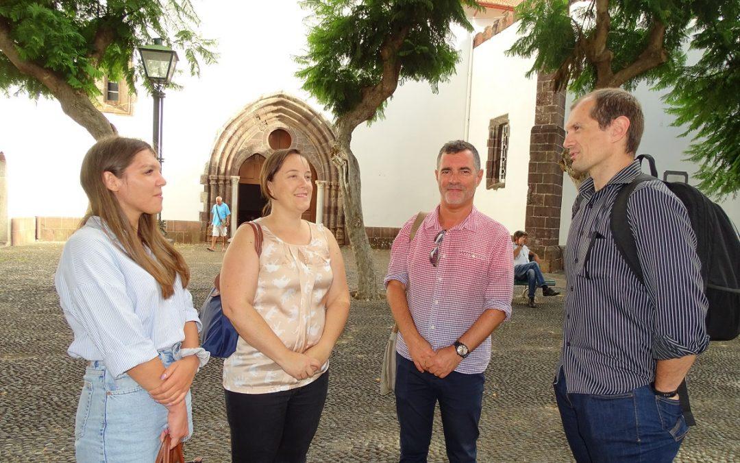 JPP pede identificação e iluminação para monumentos históricos de Machico