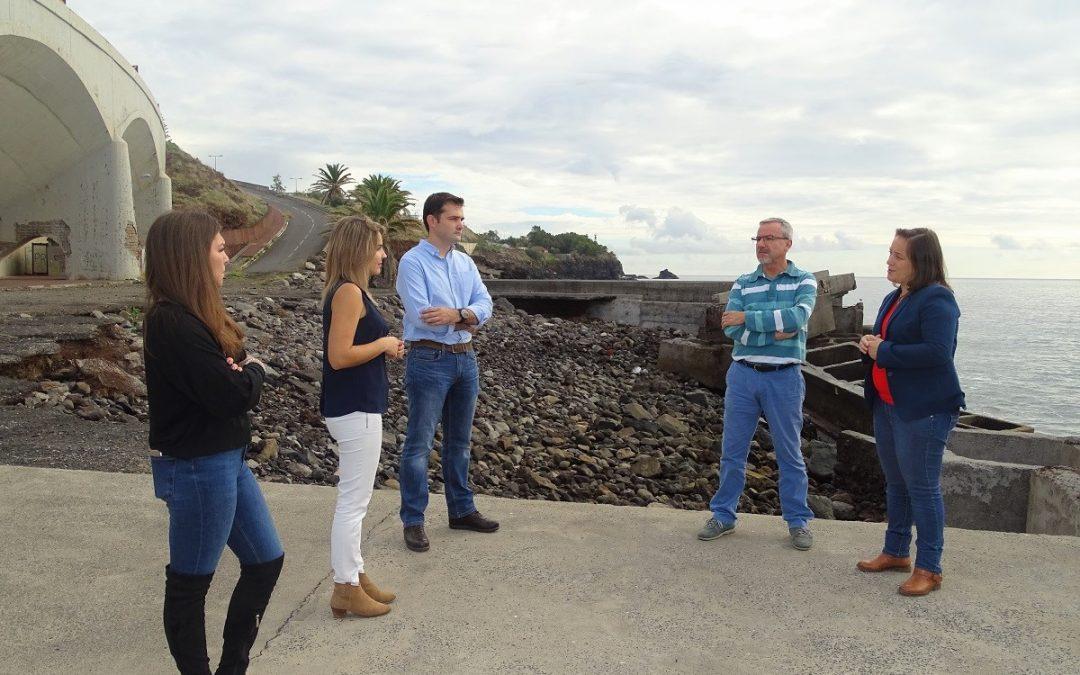 JPP preocupado com cenário de guerra no porto de recreio de Santa Cruz