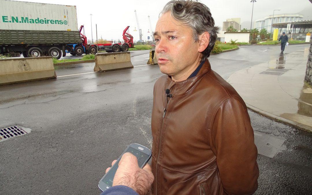 JPP quer clarificar situação do porto do Caniçal