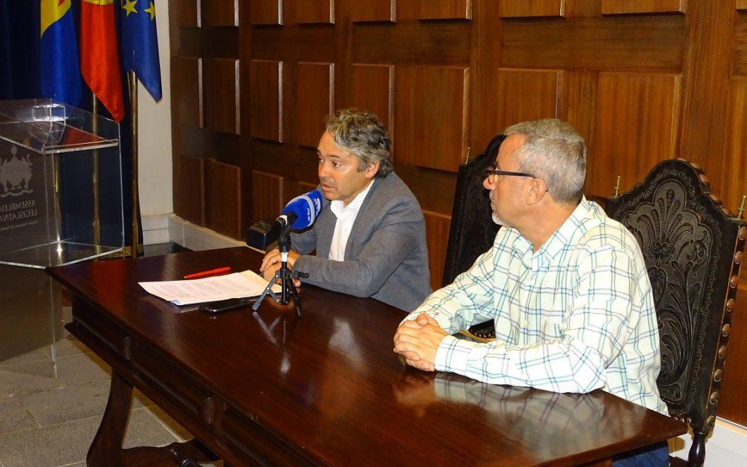 JPP propõe audição parlamentar sobre situação dos estivadores do Caniçal
