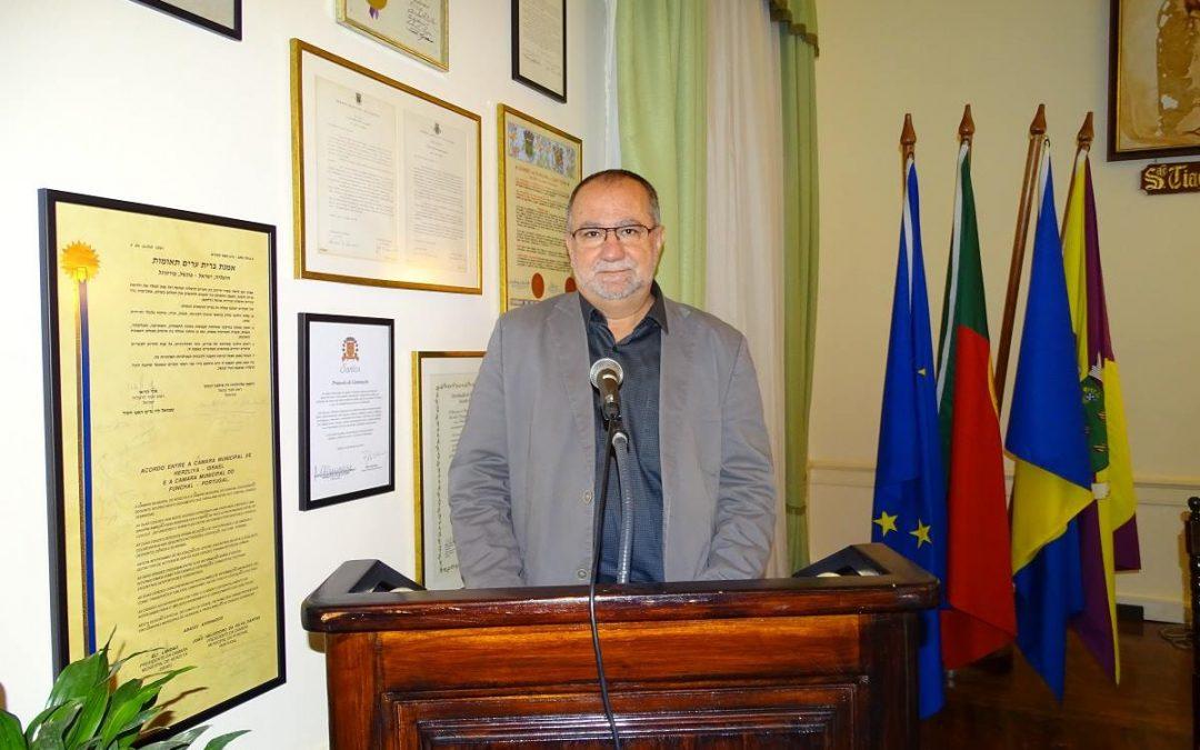 Orlando Fernandes preside à Comissão para auditoria à Frente MarFunchal