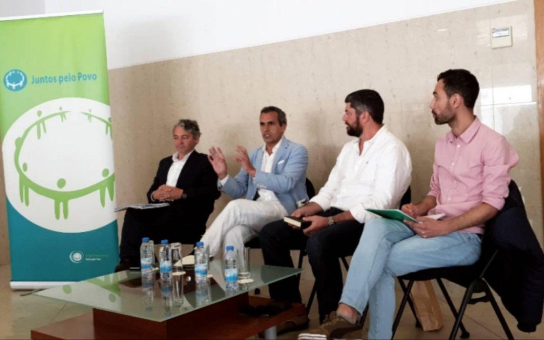 Governo Regional PSD falhou aos porto-santenses