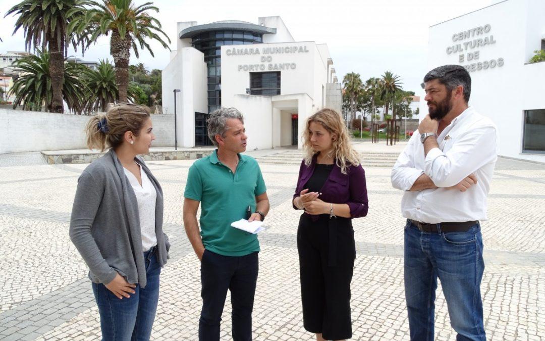 JPP propõe 20 euros de tarifa área para porto-santenses