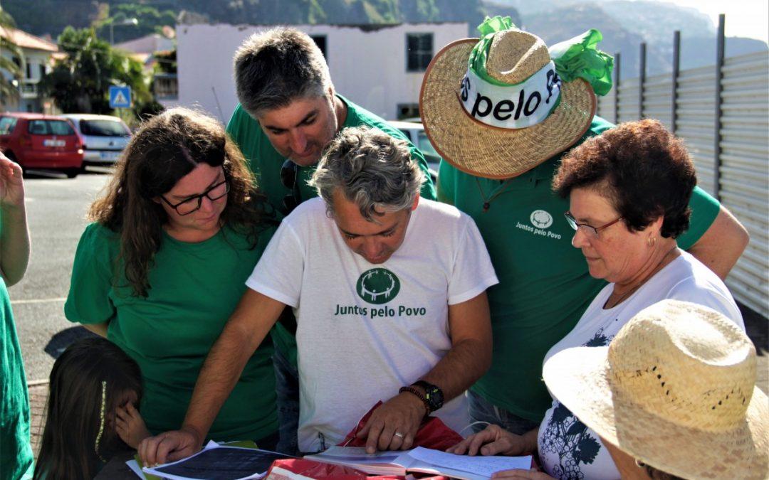 JPP questiona António Costa se a promessa do ferry é para cumprir