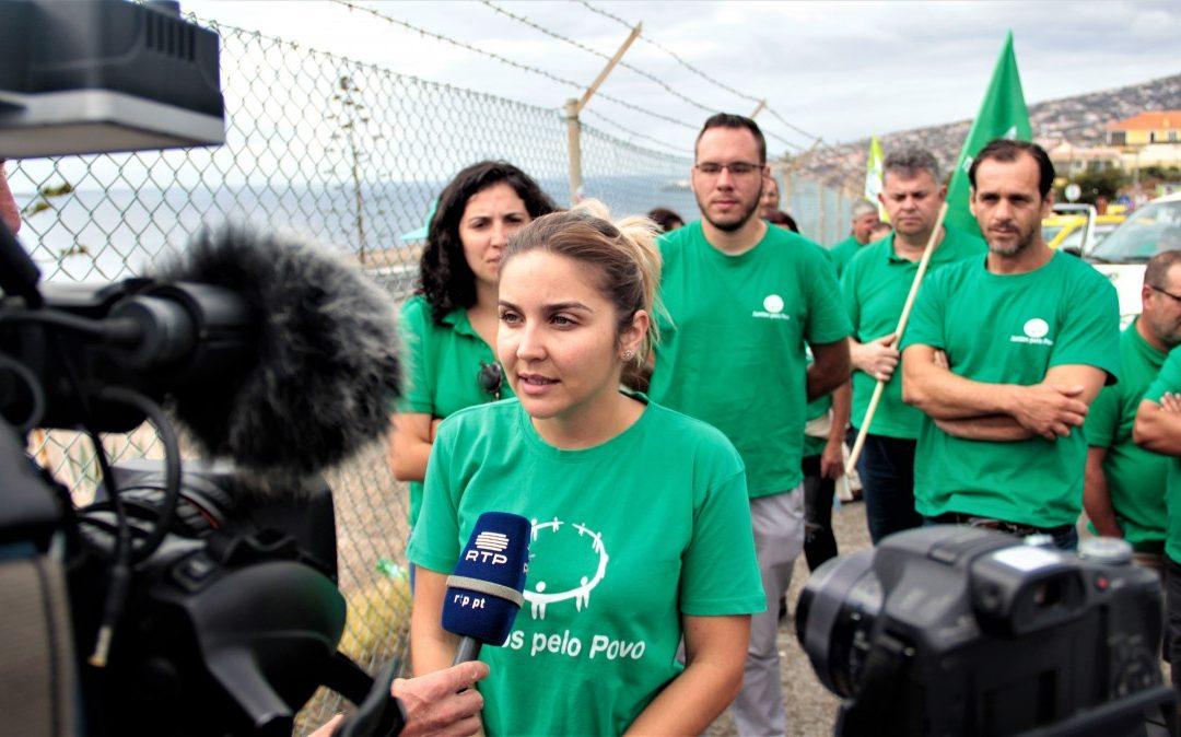 JPP propõe plano de contingência para o Aeroporto da Madeira