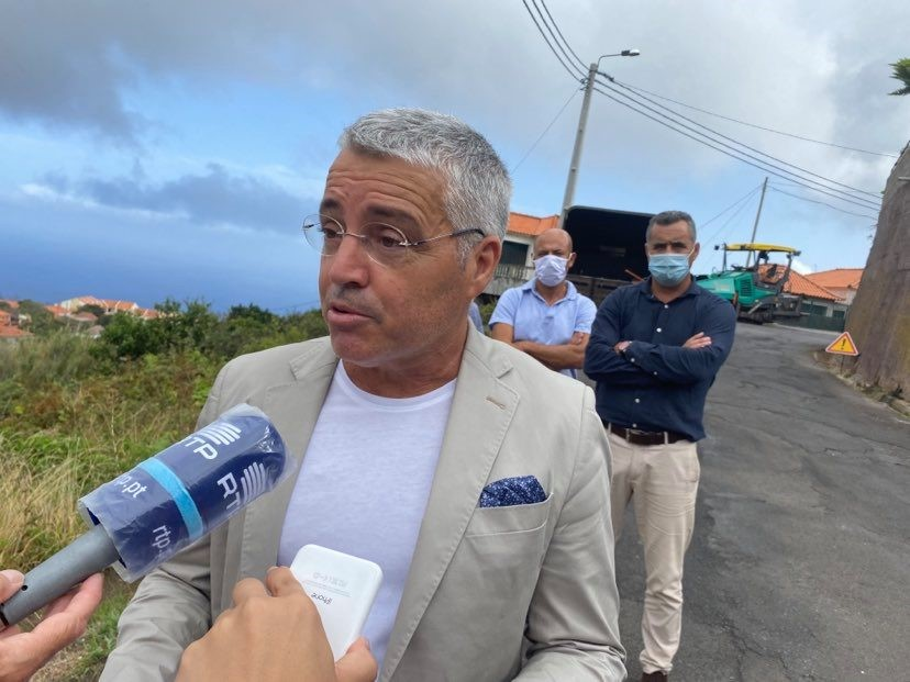 Filipe Sousa apresenta inicio de vários investimentos em Santa Cruz