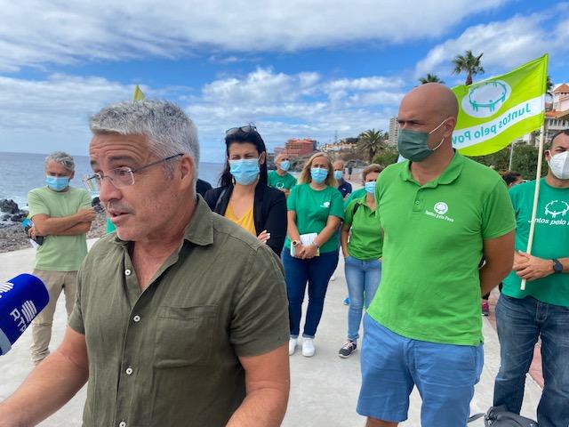 JPP lembra 8 milhões que Governo Regional deve ao Povo Santa Cruz, bloqueando investimento